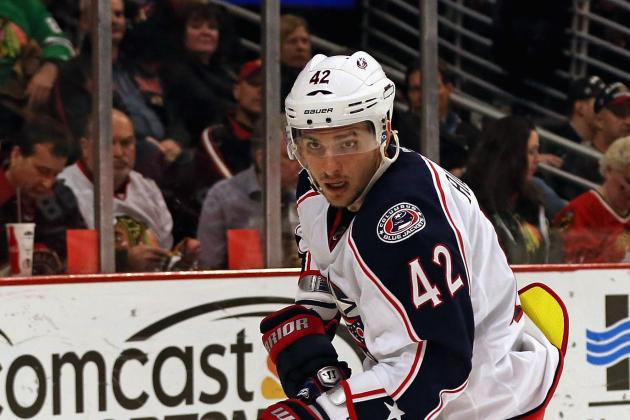Artem Anisimov Leaves Game vs. Avalanche