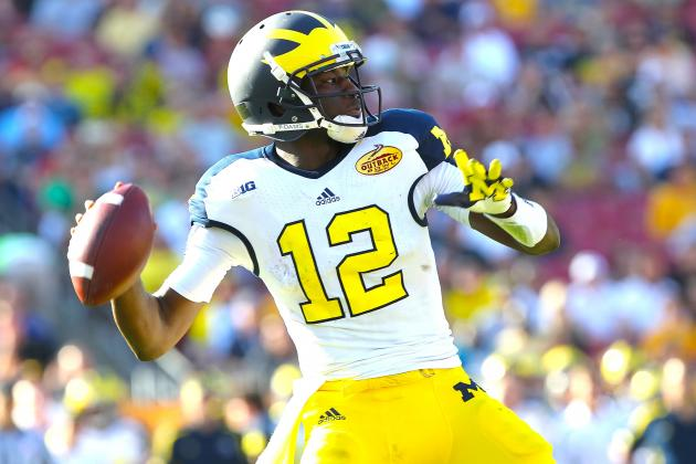 Michigan Football: Why Devin Gardner Will Be Best B1G QB in 2013