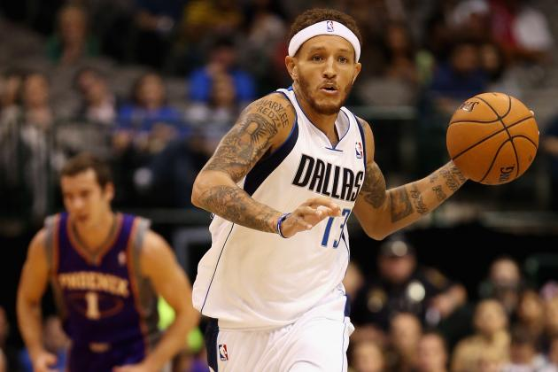 Delonte West: Moving to D-League Is Right Step for Free-Agent Guard