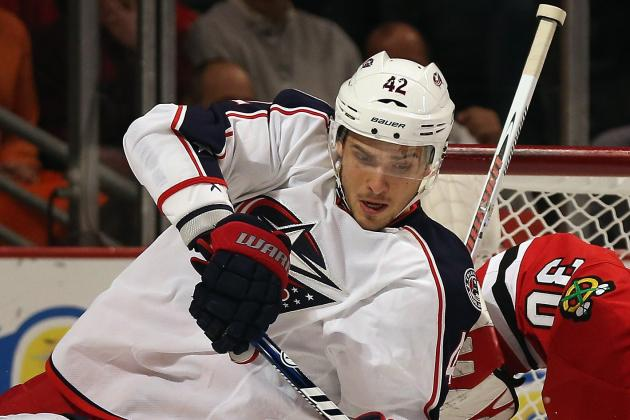 Artem Anisimov Leaves Game vs. Avalanche with Injury