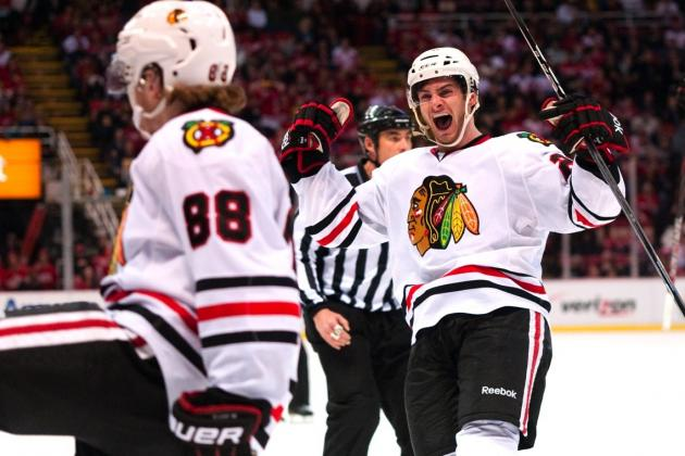Blackhawks Extend Historic Point Streak to 22 Straight Games with Shootout Win