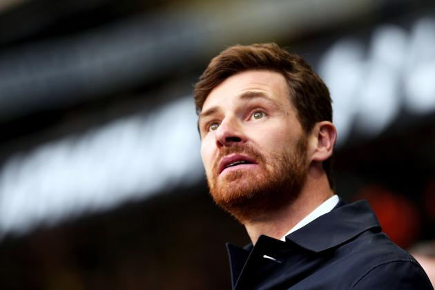 Tottenham Boss Andre Villas-Boas Refuses to Get Carried Away After Derby Win