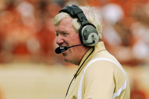 George O'Leary on the Verge of Signing 2-Year Contract Extension