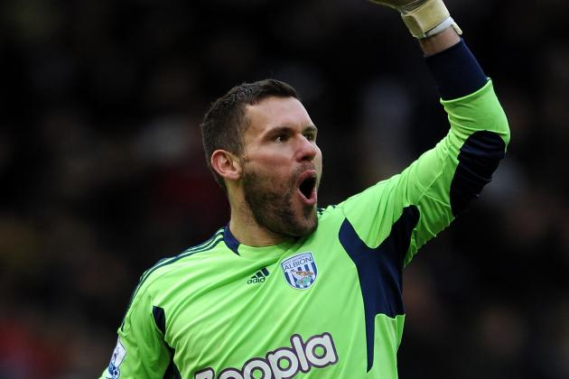 Ben Foster Will Have Impressed Roy Hodgson, Says West Brom Boss Steve Clarke