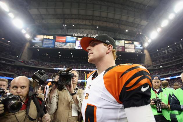 Andy Dalton Needs to Lead Cincinnati Bengals to the Next Level