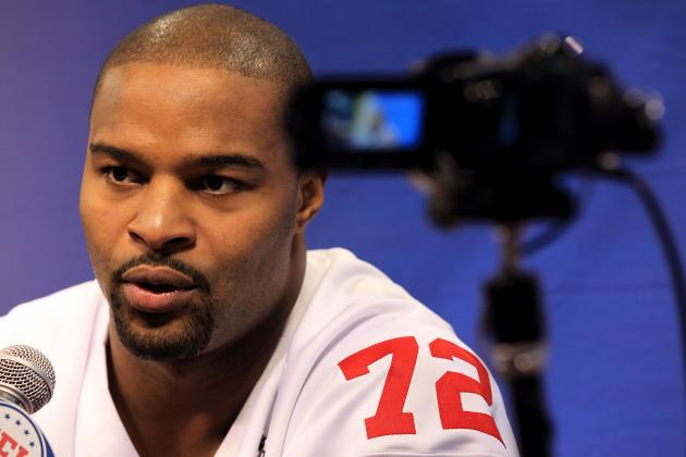 NFL Rumors: Atlanta Falcons Interested in Osi Umenyiora