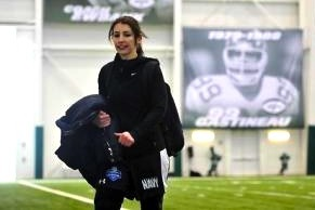 Lauren Silberman Set to Make History as First Woman to Try Out for NFL