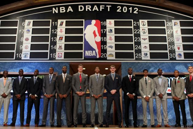 How Valuable Are the Phoenix Suns' Two 2013 NBA Lottery Draft Picks?