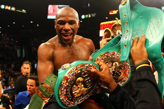 Floyd Mayweather's Reported CBS Documentary Nothing More Than Lame PR Stunt