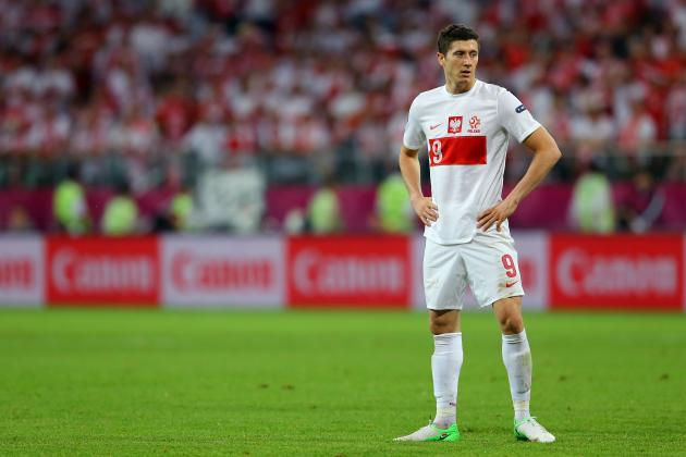 Manchester United Transfer News: Robert Lewandowski Makes No Sense for United