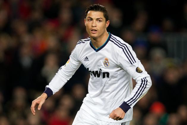Cristiano Ronaldo Will Be Difference vs. Manchester United in Champions League