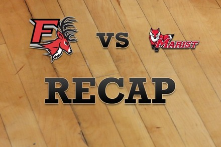 Fairfield vs. Marist: Recap, Stats, and Box Score