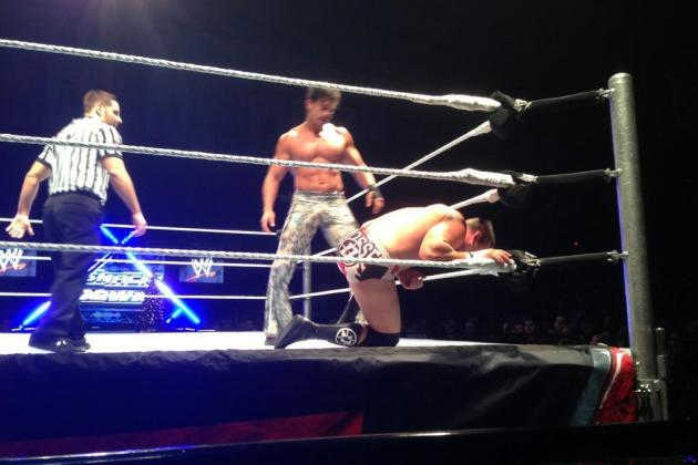 Is the Fandango Character Remotely Capable of Success in WWE?