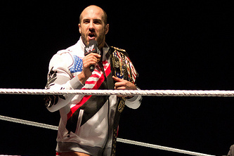 Antonio Cesaro Is in Danger of Becoming Just Another Guy