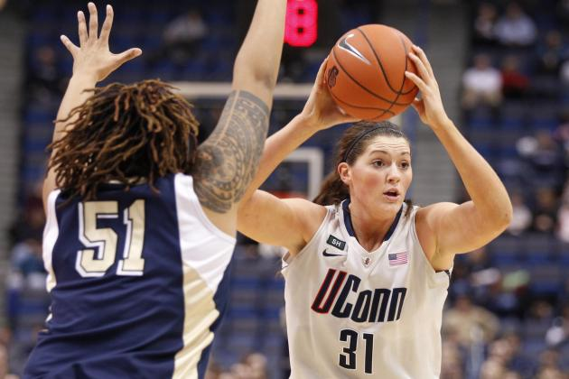 Breaking Down What UConn Must Do to Win Women's Tournament