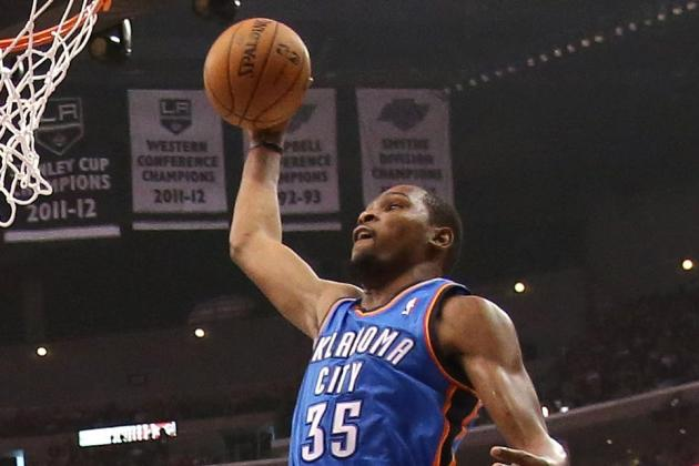 Thunder Break Road Woes with 108-104 Win over the Clippers