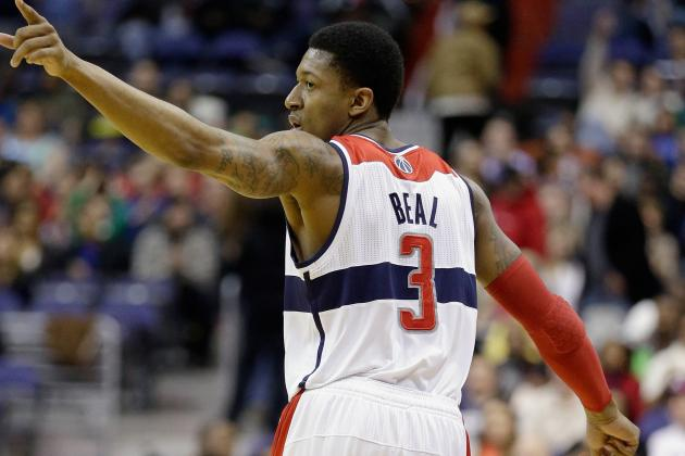 Bradley Beal Keeps Improving for Wizards