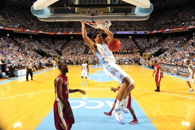 North Carolina Pounds Florida State 79-58 in Chapel Hill