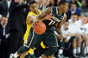 Trey Burke's Two Huge Last-Minute Steals Clinch Michigan's 58-57 Victory