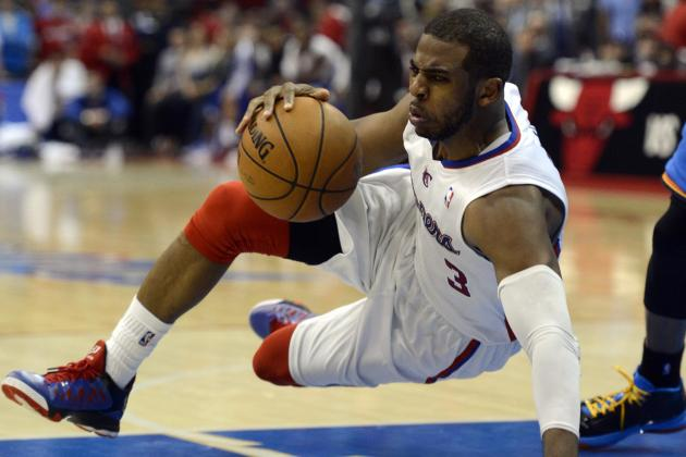 Rapid Reaction: Thunder 108, Clippers 104