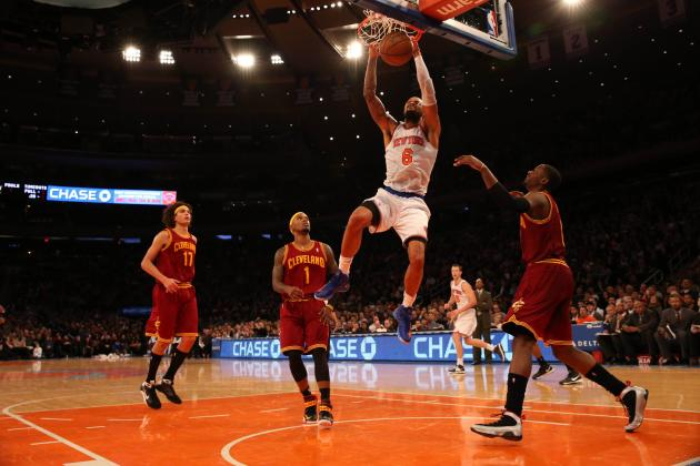 New York Knicks vs. Cleveland Cavaliers: Preview, Analysis and Predictions