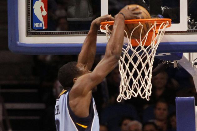 Grizzlies Take Charge Early, Easily Stop Magic, 108-82