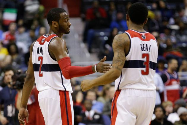 John Wall and Bradley Beal Are NBA's Next Star Backcourt