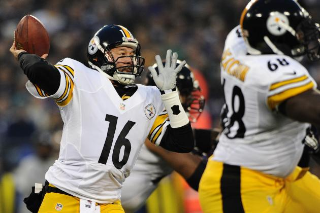 How Should the Pittsburgh Steelers Address the Backup Quarterback Position?