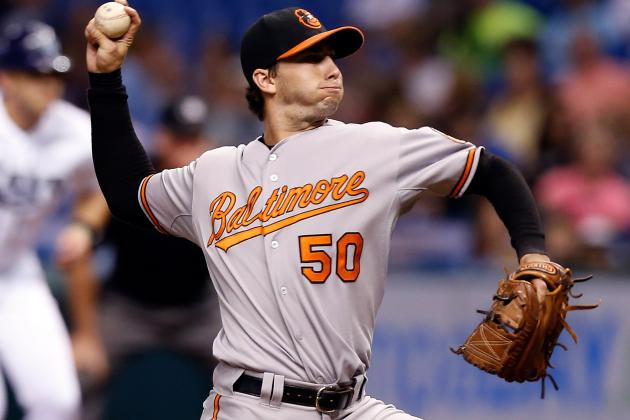 Orioles Pitcher Miguel Gonzalez 'Not Taking One Pitch for Granted'