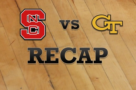 NC State vs. Georgia Tech: Recap, Stats, and Box Score