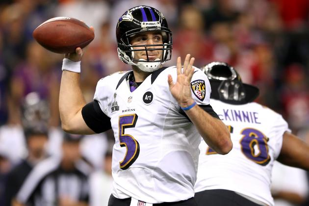 With Joe Flacco's Deal Done, Ravens Will Likely Decline to Use Franchise Tag