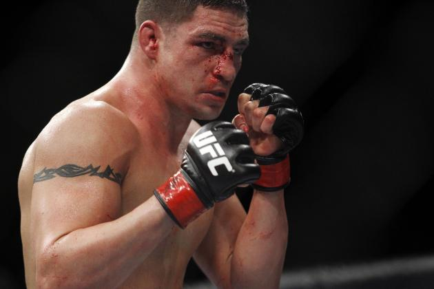 UFC: Diego Sanchez Wants to Be the First to Beat Both Nick and Nate Diaz