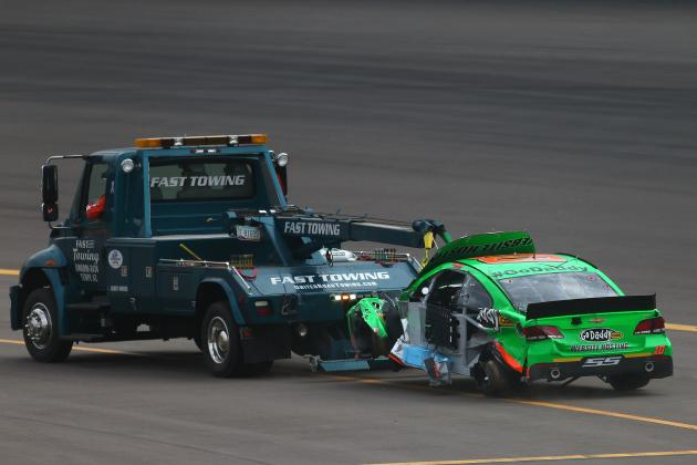 Danica Patrick's Wreck at Phoenix Could Have Happened to Anyone