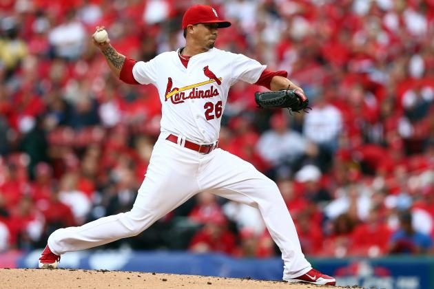 MLB Free Agency: Will Kyle Lohse Go to the Texas Rangers?
