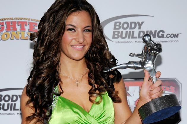 UFC's Miesha Tate Tweets Dana White, Wants Boyfriend Bryan Caraway's Bonus Money