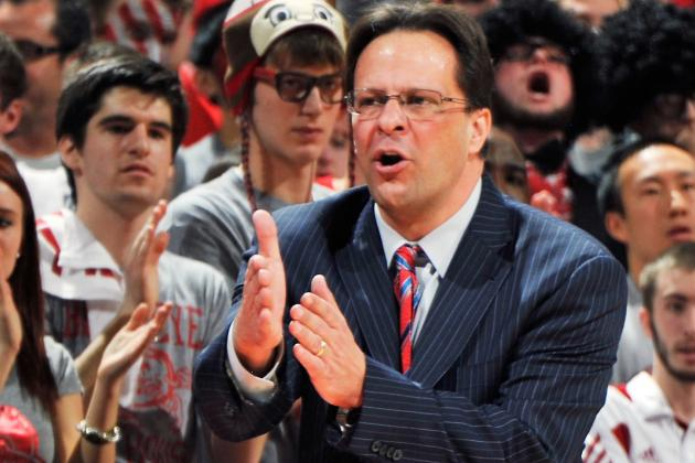 Indiana Hoosiers Earn Share of Big Ten Conference Title