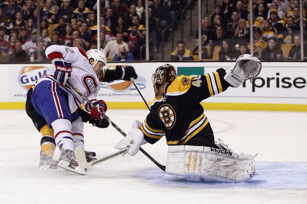 Canadiens Take over 1st in Eastern Conference with 4-3 Win over Bruins