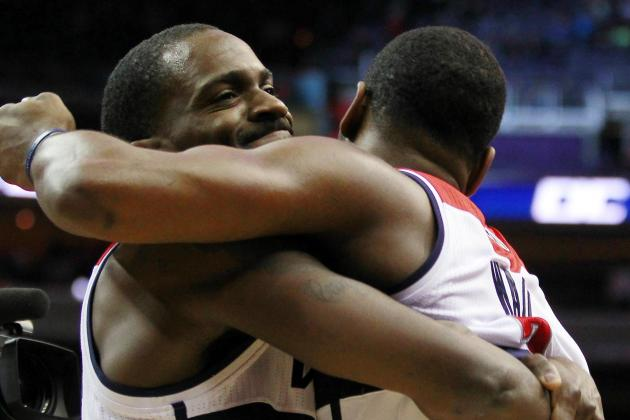 Wizards vs. 76ers: Aggressive John Wall Helps Washington