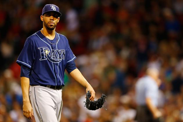 David Price's Spring Training Focus Will Make for Dominant 2013 Season