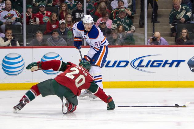 Wild Unload on Oilers in Third Period to Earn Win