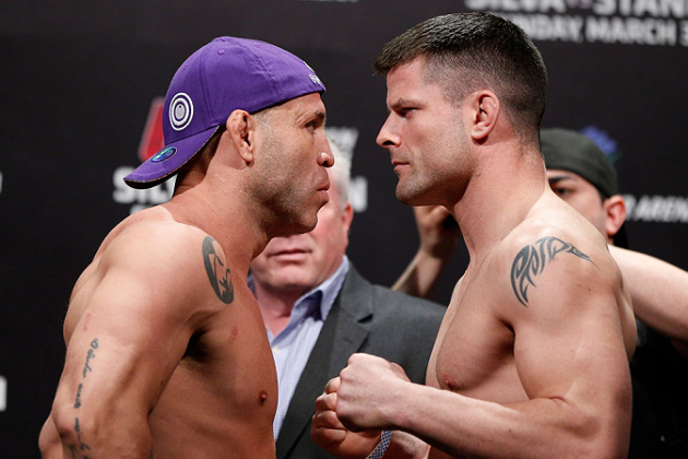 Silva vs. Stann Saves a Poor Fight Card with a Beautiful Display of Violence