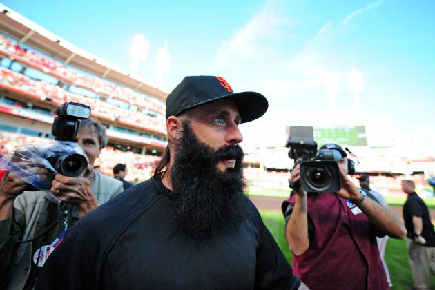 Giants Haven't Closed Door on Brian Wilson