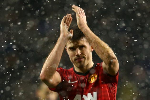 Michael Carrick's Evolution Has Been Pivotal to Manchester United's Success