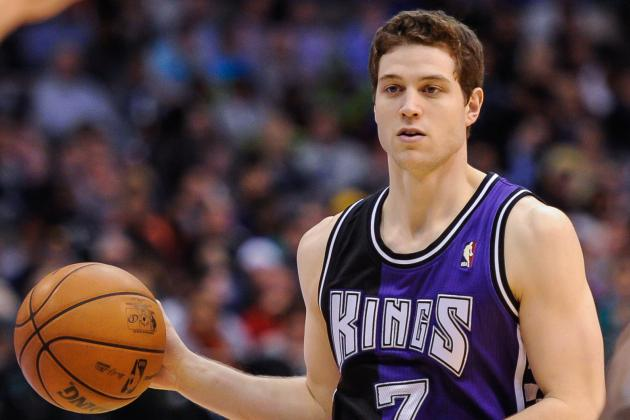 Kings' Fredette Still Has a Point to Make