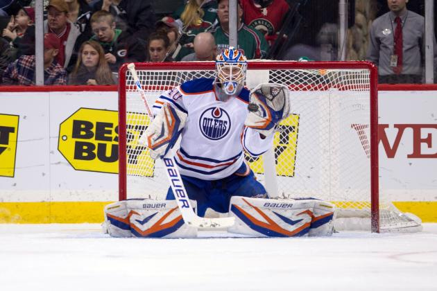 Wild Score Three Third-Period Goals to Beat Oilers