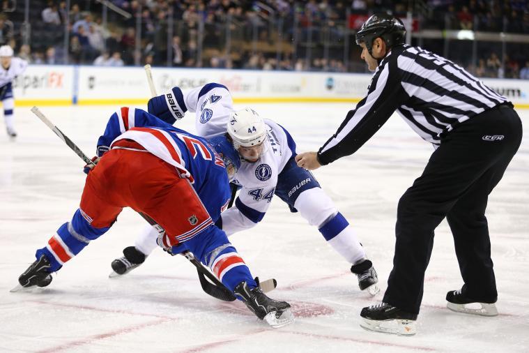 Rangers Buoyed by Nash Return, Best Lightning