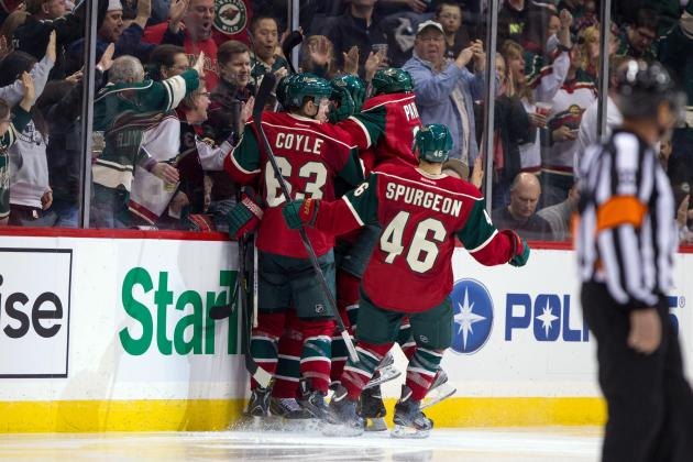 Koivu's Third Period Goal Propels Wild Past Oilers