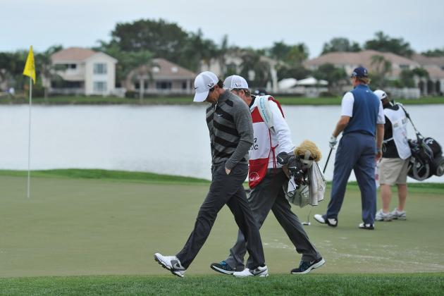 McIlroy Not 1st nor Last to Walk off Golf Course During Round