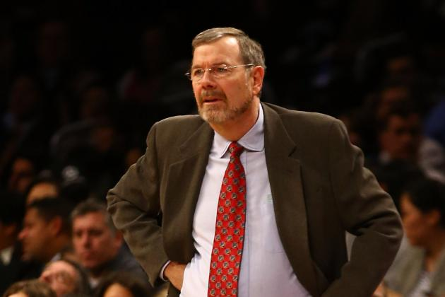 P.J. Carlesimo May Shorten His Bench -- and Deron Williams Likes the Idea