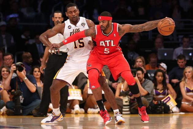 Lakers News: Reuniting Dwight Howard & Josh Smith Worth Exploring for L.A.